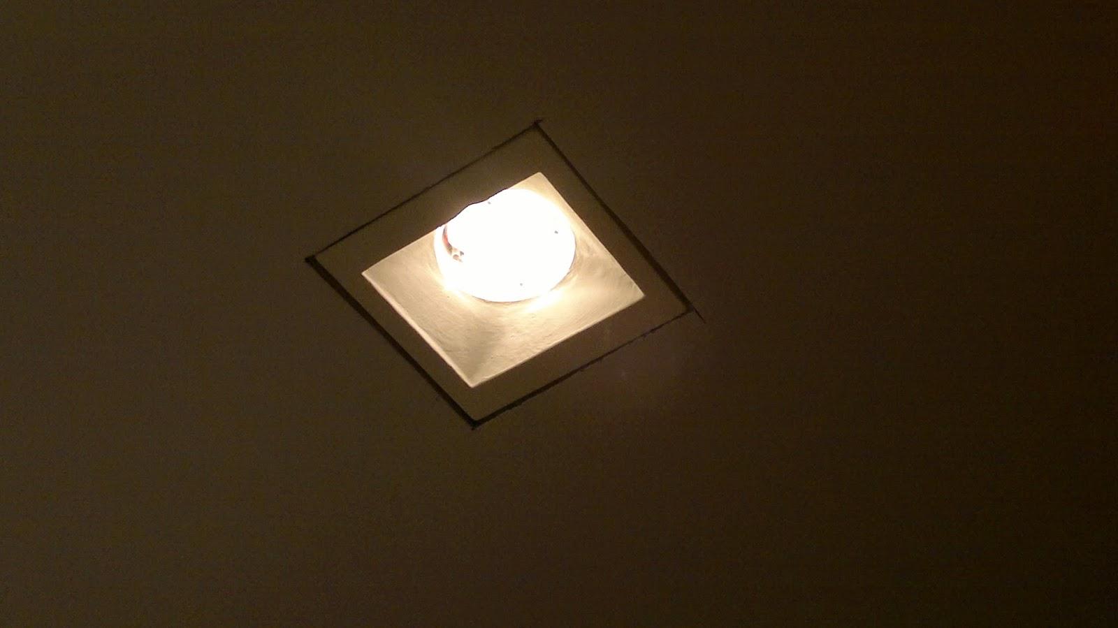 Illuminazione led casa maggio 2014 for Illuminazione faretti