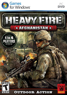 Download Game PC Heavy Fire Afghanistan [Full Version] | Acep Game