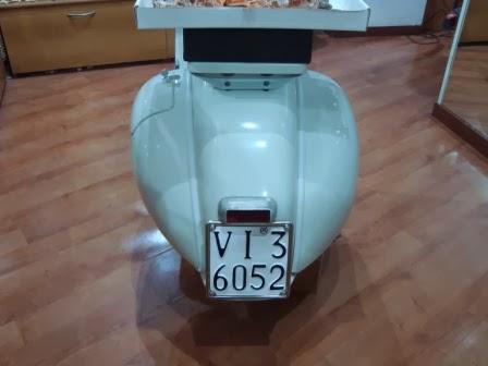 VESPA 150 TAHUN 1958