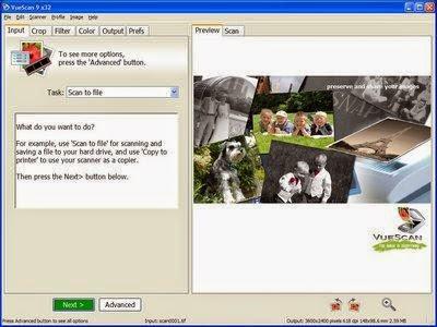 VueScan download software
