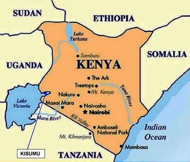 Kenya Afrika