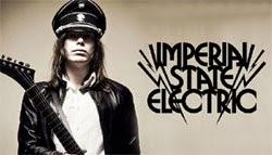Gira por España de Imperial State Electric en septiembre