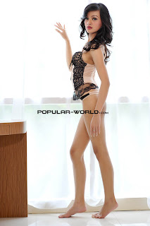 Julia Sukma for Popular World January 2013