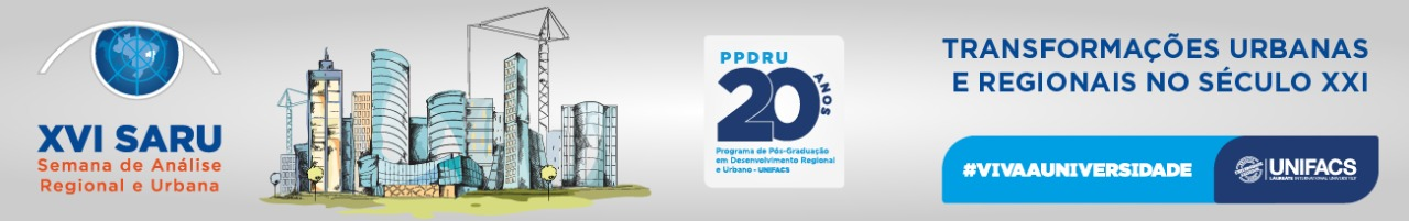 XVI SARU | UNIFACS - Universidade Salvador