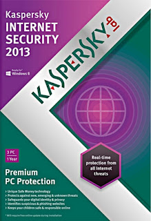 Download Kaspersky Internet Security 2013
