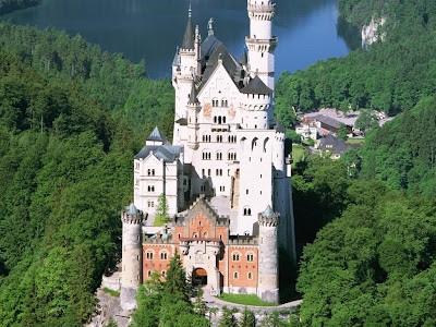 Castles of Germany Photos