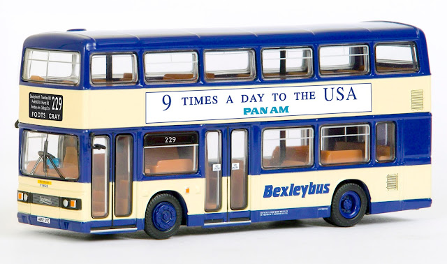 Exclusive First Editions 28828 - Leyland Titan 2 Door - Bexleybus