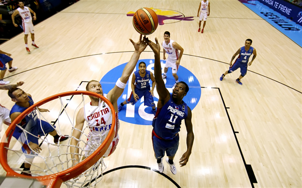 Croatia def. Gilas Pilipinas, 81-78 in OT (VIDEO) FIBA World Cup 2014