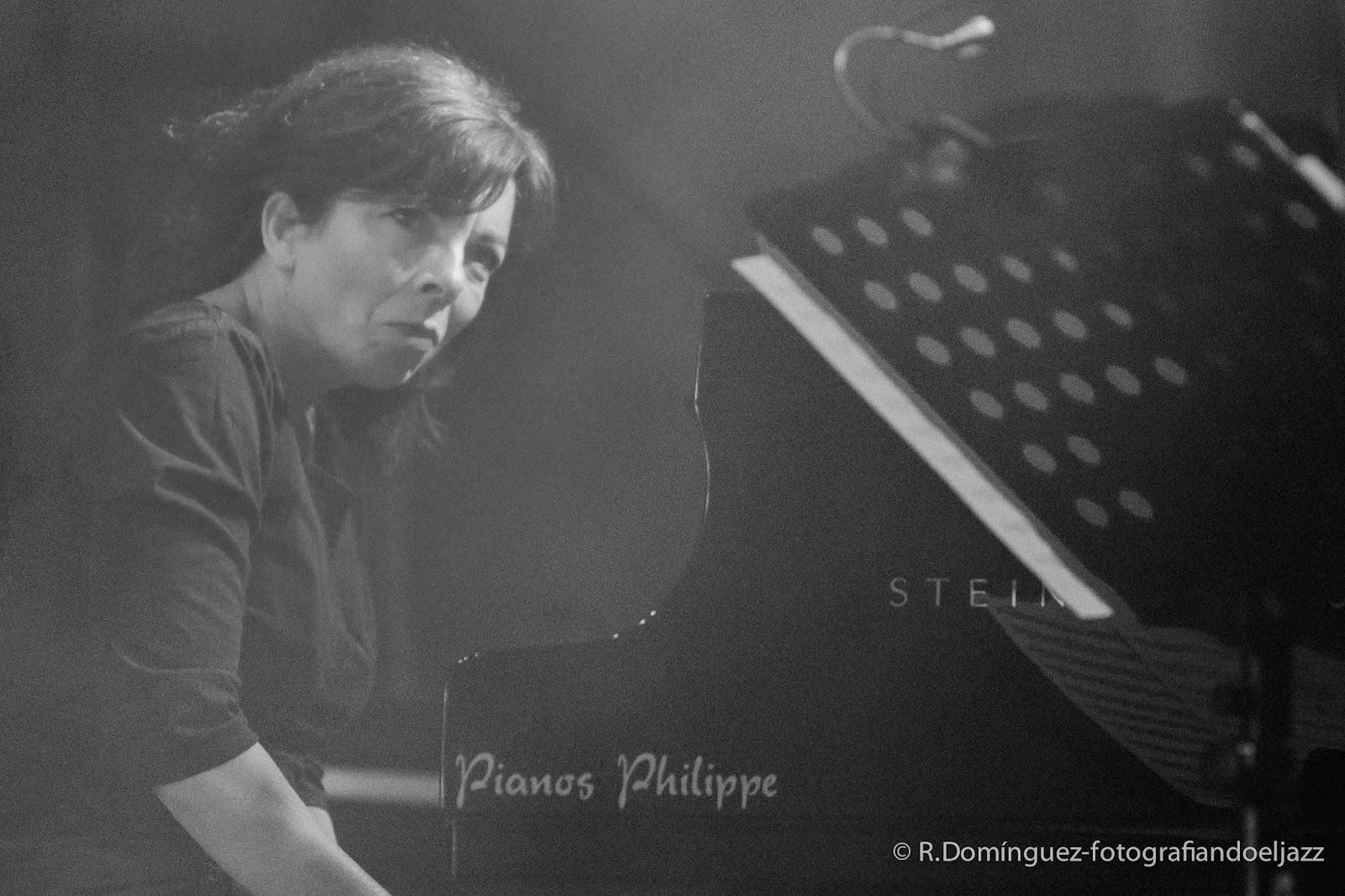 © R.Domínguez-Orchestre National de Jazz-Sophie Agnel