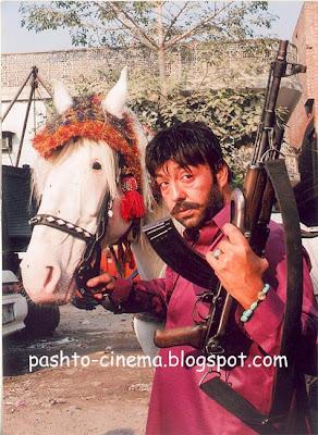 Pushto Filmstar Shahid Khan