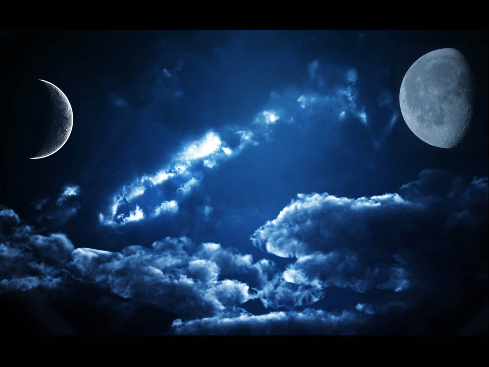 wallpapers: Moon Fantasy Wallpapers