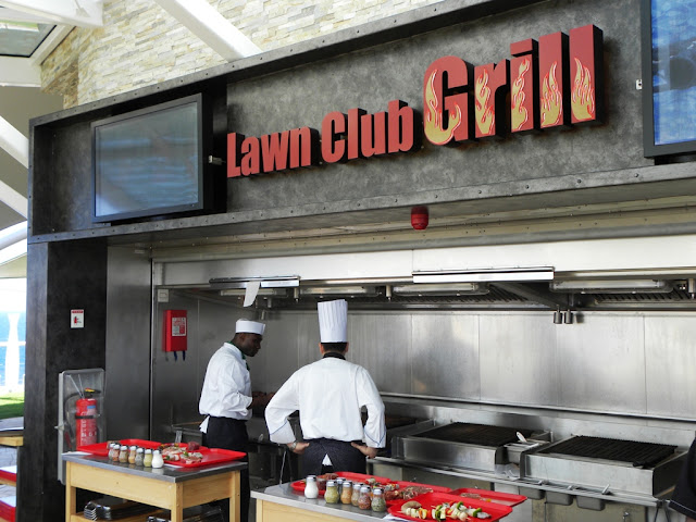 Lawn Club Grill