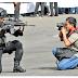 Periodistas en la linea de fuego