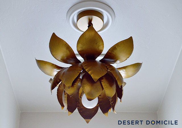 How to turn a recessed light into a hardwired light desert domicile how to turn a recessed light into a hardwired light aloadofball Image collections