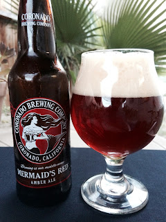 Coronado Brewing Mermaids Red Amber Ale 1