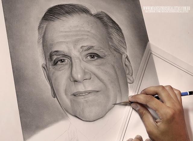 Maurício Fortunato Araújo - (Desenho Realista)