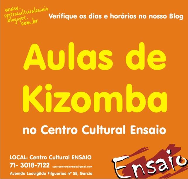 Aulas de Kizomba