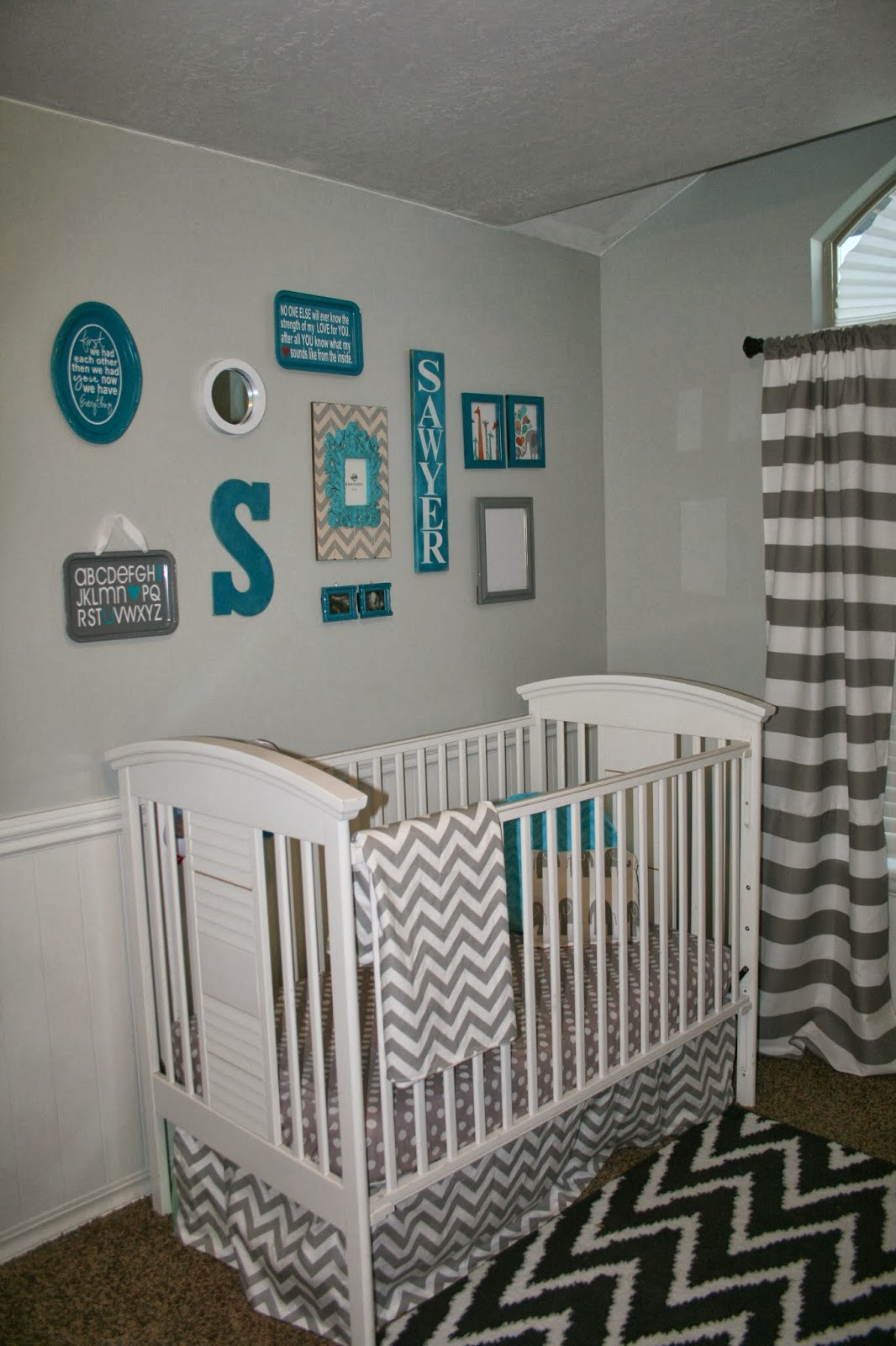 Creative Juices Baby Room Decor And Collage Wall