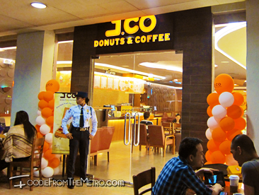 J.Co Donuts - Megamall
