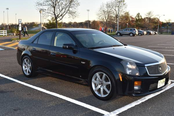 2006 cadillac cts v blue 200 interior and exterior images. Black Bedroom Furniture Sets. Home Design Ideas