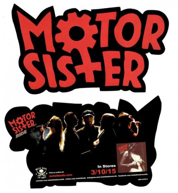 motor sister - band