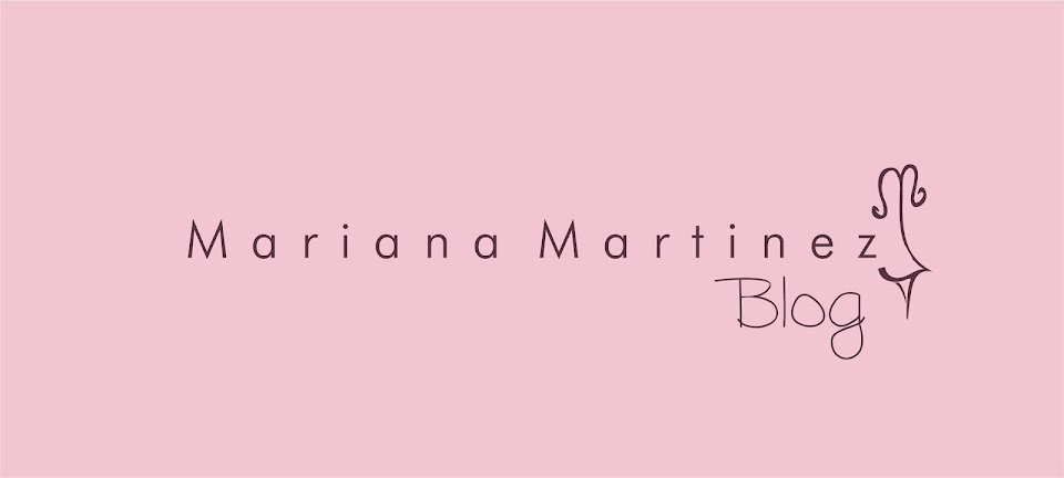 Mariana Martinez Blog