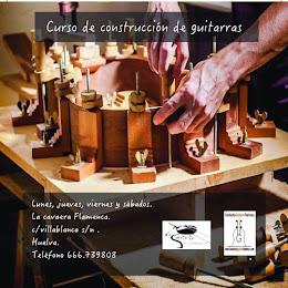 CURSOS DE CONSTRUCCIÓN DE GUITARRAS