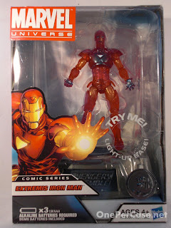 Avengers Wall Lights Toys R Us : One Per Case: Marvel Universe Avengers Light-Up Base Wave 2 - Extremis Iron Man