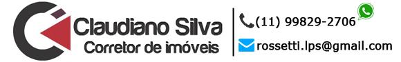 Claudiano Silva | Corretor de Imóveis