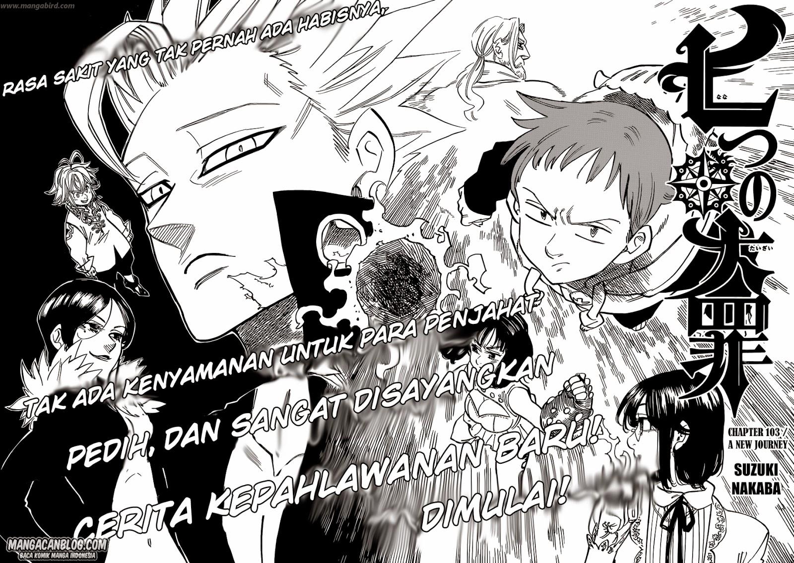 Komik nanatsu no taizai 103 - chapter 103 104 Indonesia nanatsu no taizai 103 - chapter 103 Terbaru 12 Baca Manga Komik Indonesia