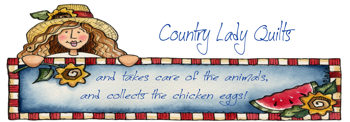 Country Lady Quilts
