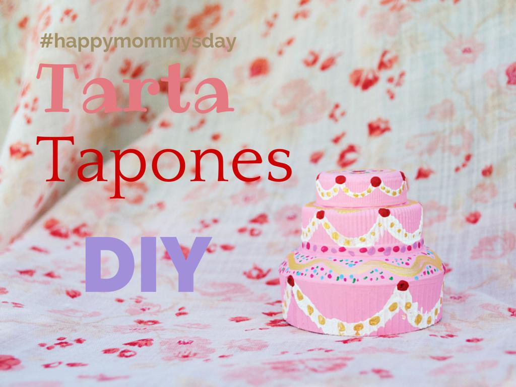 diy-cap-cake-tutorial-tarta-tapon-mother-day-dia-de-la-madre-miniature-miniatura