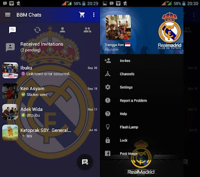 Preview BBM Real Madrid