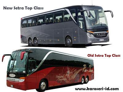 SETRA TOP CLASS BUS