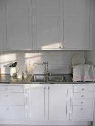 Vårt platsbyggda kök