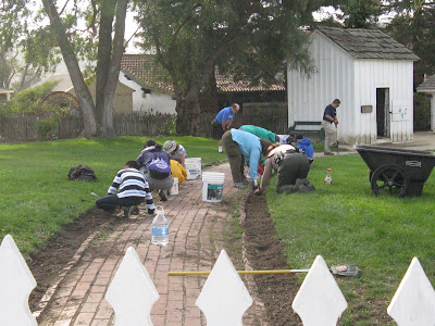 My Day as a Park Champion at San Juan Bautista State Historical Park CA