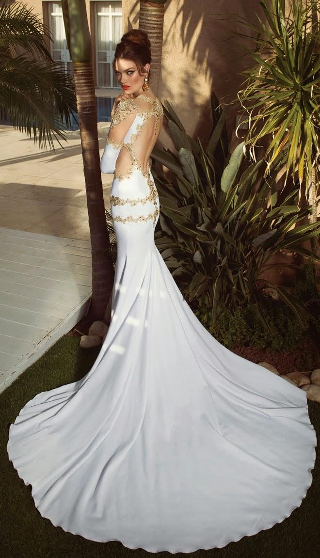 Vestidos de Novia Singulares By Oved Cohen.