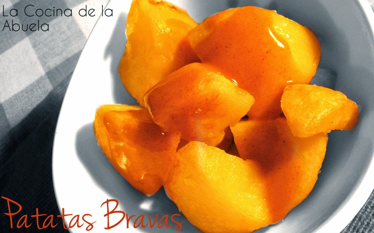 Patatas Bravas. Las Auténticas.