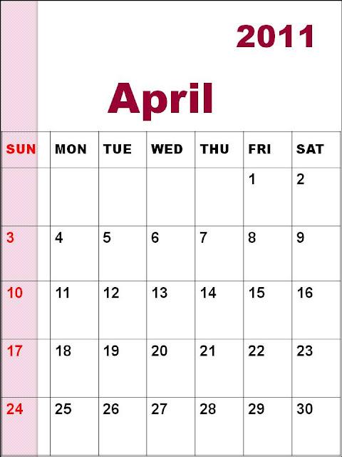 excel calendar 2011. excel calendar 2011 template