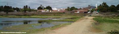 Rio Banabuiú em Senador Pompeu Ceará