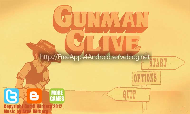 Free Games 4 Android: Gunman Clive v1.00 apk download Free ...