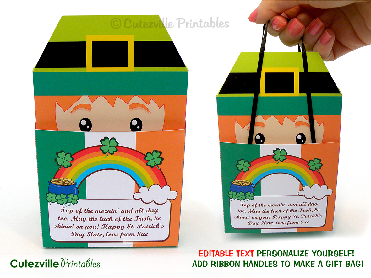 cutezville printables february 2013