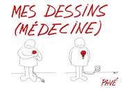 Mes dessins (médecine)