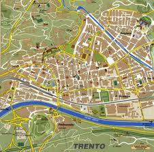 Mappa di trento