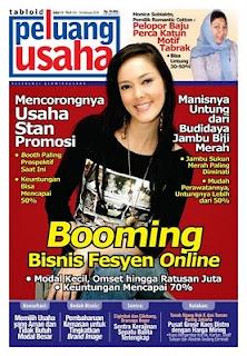Tabloid Peluang Usaha Edisi Maret 2013