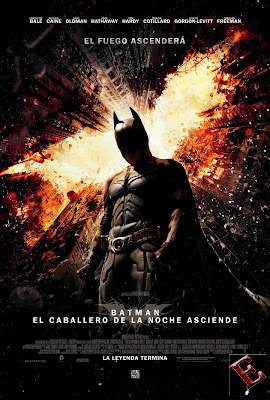 Batman The Dark Knight Rises CARTEL