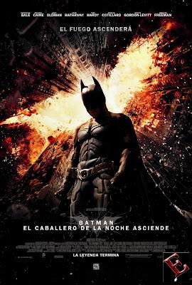 Batman The Dark Knight Rises CARTEL