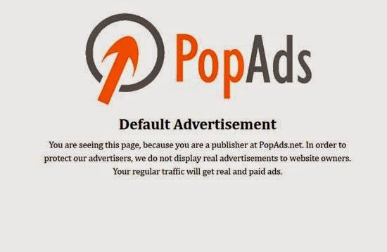 buat duit pengiklanan pop ads untuk blogger