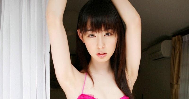 Ai Shinozaki Cute School Girl Uniform