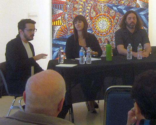 Jasom Ramos, Catlin Moore, Grant Vetter, Torrance Art Museum, Painting in LA